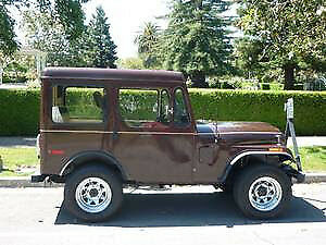 1975 Jeep DJ5  Vintage classic car: 1975 DJ5 Postal Willys Jeep for sale nice cond!