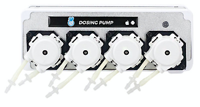 Coral Box WiFi Dosing Pump WF-04 4 Heads