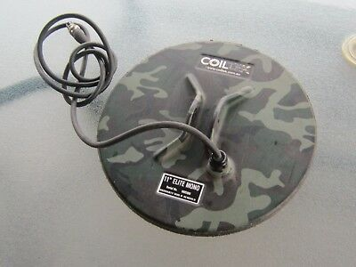 """Coiltex 11"""" Elite Mono Coil With Skidplate"""