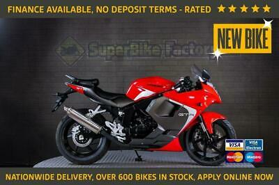 2018 Hyosung Gt125 R, 0% Deposit Finance Available