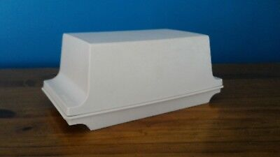 vintage Tupperware butter container