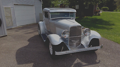 1930 Ford Model A  1930 ford 5 window coupe / Low reserve