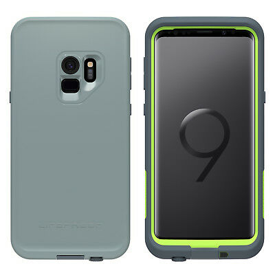 Genuine Lifeproof Fre case for Samsung Galaxy S9 PLUS waterproof Grey GS9 PLUS