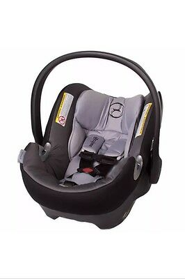 CYBEX PLATINUM Aton Q Infant Car Seat in Autumn Gold 2016 New(O ...