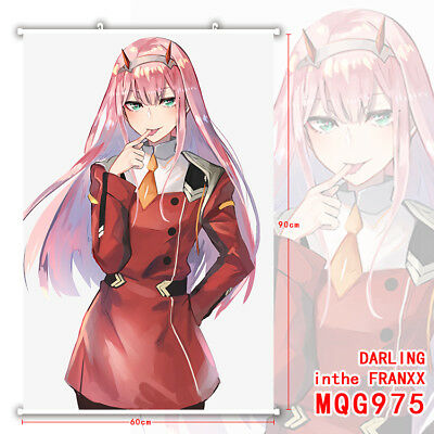 DARLING in the FRANXX Anime Manga Wallscroll Stoffposter 60x90cm Neu