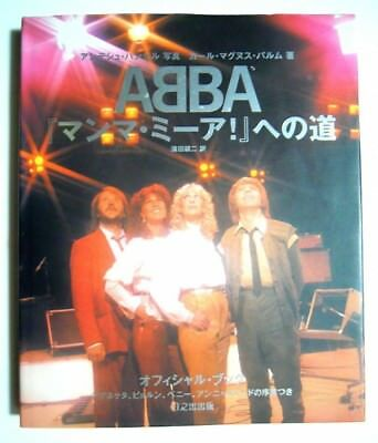 ABBA To Mamma Mia! Photo collection Book
