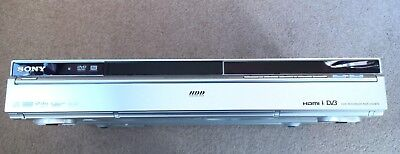 Sony RDR-HXD970 DVD & Hard Drive Recorder - top of the range (VHS to DVD)