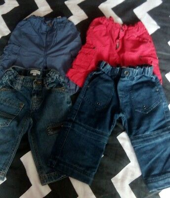 lot short garcon 4 ans