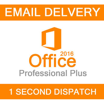 Genuine Microsoft Office 2016 Professional Plus Product Key & Download Link