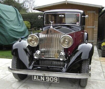 1933 Rolls Royce  - 20/25 Thrupp and Maberly Limousine  -