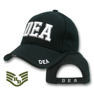 DEA Deluxe Law Enforcement Cap USA Police Mütze Drogenfahnder