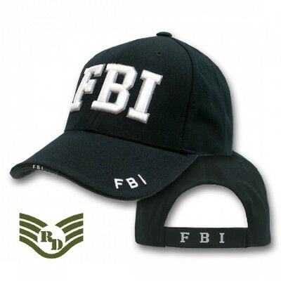 FBI Deluxe Law Enforcement Cap USA Police Mütze