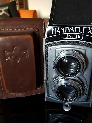 mamiyaflex junior camera