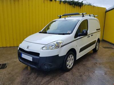 2013 PEUGEOT PARTNER 850 S L1 1.6 HDI 5 SPD, category S