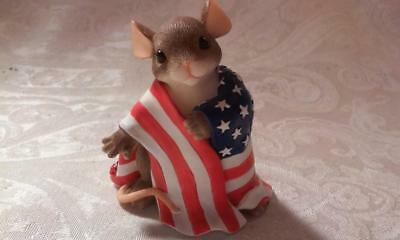 Charming Tails, Wrapped with Pride! Dean Griff 4th of July NO BOX