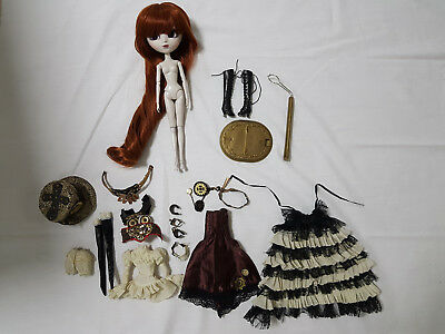 Pullip Dolls Steampunk 2nd Eclipse Aurora Fashion Doll  P-076