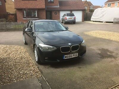 BMW 116d Efficient dynamics Zero road tax i may swap swop part-ex