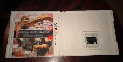 DEAD OR ALIVE DOA Japan Fighting Anime Game KOEI Dimensions Nintendo DS 3DS