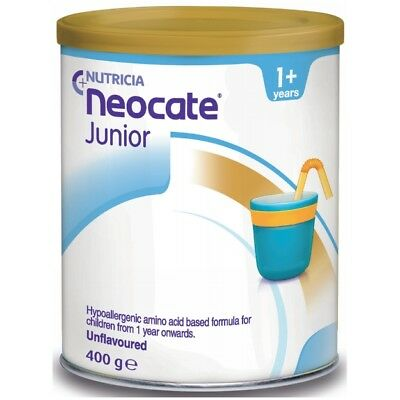 Neocate Junior Tins, Long Dates *** Various Flavours Available ***