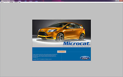 Ford Microcat EPC Spare Parts Catalog USA Canada Mexico V.01.2018