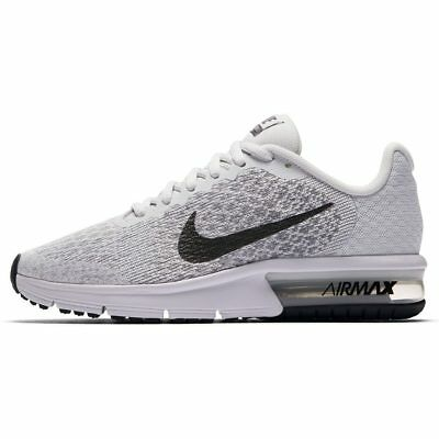 more photos ea9a0 b3b51 Nike Air Max Sequent 2 (Gs) Chaussures Argenté Enfants