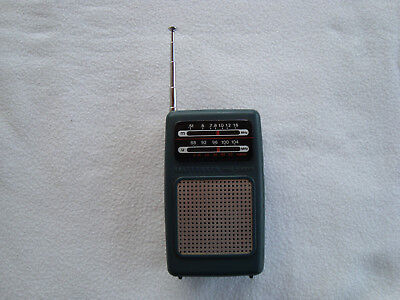 Telefunken Pocket Radio Mini Partner 201