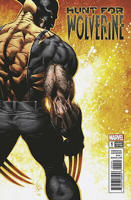 Hunt for Wolverine #1 1:50 Deodato Variant Marvel VF/NM Comics Book PRE SALE