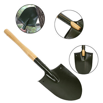 Outdoor Camping Hiking Spade Shovel Tool Defense Military AU Local Delivery