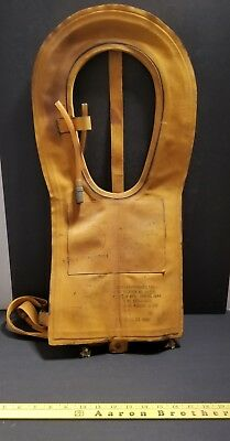 WWII Type B-4 Life Preserver, Vest , Mae West, 1944, USAAF, US Army Air Force