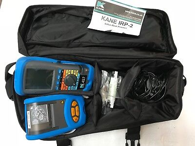 Kane 457 flue gas Analyser With Printer/Commercial/GasSafe Engineer