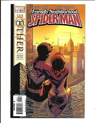 FRIENDLY NEIGHBORHOOD SPIDER-MAN # 4 (THE OTHER, Part 10 of 12, MAR 2006), VF/NM