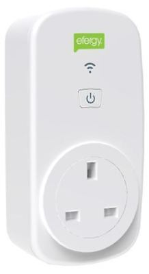 Efergy UK to uk Remote Control Socket, Rated At 13A