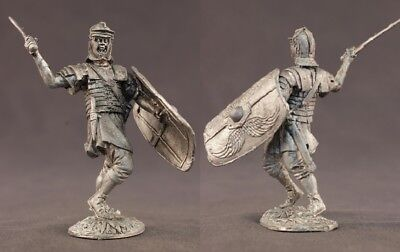 Yerliccula, tin toy soldiers unpainted  54mm Officer of the provincial infantry