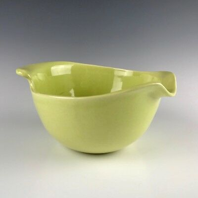 Eva Zeisel Red Wing Town & Country mixing bowl in Quartette Yellow