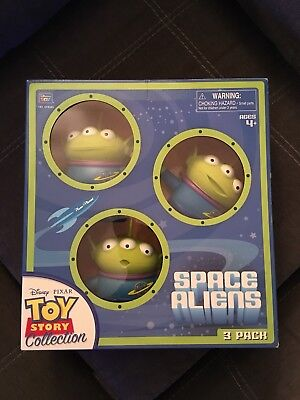Toy Story Collection Space Aliens 3 Pack
