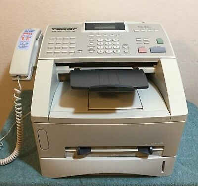Brother IntelliFax-4100E All-In-One Business Class Laser Fax/Copier/Printer