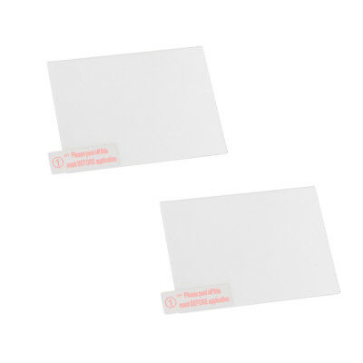 2 Pack Hardness Tempered Glass LCD Screen Protector for Sony ILCE-7M3 A7 III
