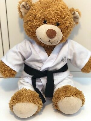 Build-A-Bear KARATE OUTFIT WITH BELTS!