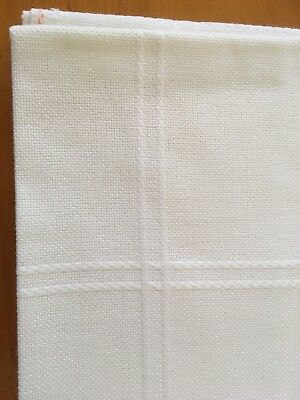 Embroidery cloth for babies blanket, shawl or craft project
