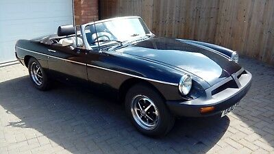 MG MGB Roadster, very good original condition, only 35K miles from new with MOT