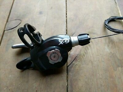 Sram x9 Right Shifter 9 Speed