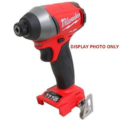 """Milwaukee M18FID Cordless Fuel NEXT GEN 1/4"""" Impact Driver SKIN ONLY 