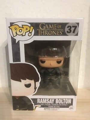 Funko Pop Ramsay Bolton 37 Game Of Thrones