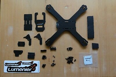 Lumenier QAV-X CHARPU FPV Racing Quadcopter Frame (4mm)