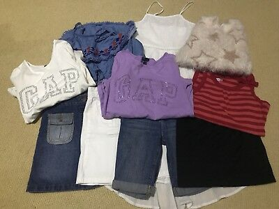 Girl's bulk clothing size 8 -9 GAP Pumpkin Patch