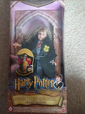 Unopened Hermione Philophers Stone Doll
