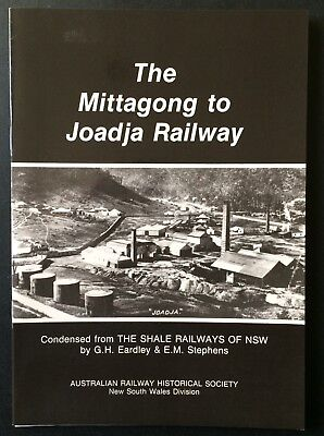 Booklet - Mittagong to Joadja Railway - 1996