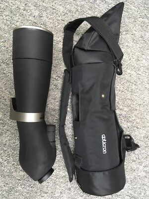 Opticron GS 815/45 spotting scope Body with Black stay on case.