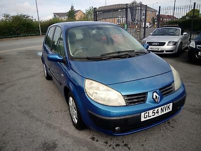 Renault Scenic 1.5dCi 100 2004MY Expression, LOW MILES