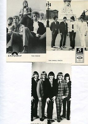 LORDS+ SMALL FACES+ MOVE-3xAK